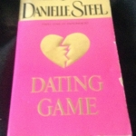 Dating Game by Danielle Steel ราคา 150