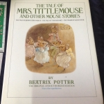The tale of Mrs.Tittlemouse and other mouse stories ราคา 290