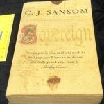Sovereign (Matthew Shardlake #3) by C.J. Sansom ราคา 200