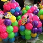 ลูกบอล ถุงละ 50 ลูก