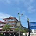 ระบบกล้องวงจรปิด CCTV @ราชภัฏนครศรีธรรมราช