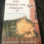 Cat Among the Pigeons: Poems by Kit Wright ราคา 60