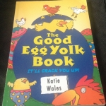 The Good Egg Yolk Book ราคา 100