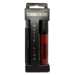 SIVANNA COLORS Matte Lip 2in1 Stick liner เบอร์ 11
