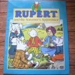 rupert and sorcerer's apprentice ราคา 80