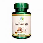 Cold Pressed Coconut Oil by Mermaid น้ำมันมะพร้าวสกัดเย็น (40เม็ด)