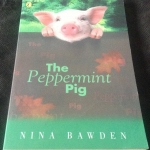 The Peppermint Pig by Nina Bawden ราคา 150