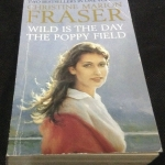 Wild is the Day ,The Poppy Field Christine Marion Fraser ราคา 60