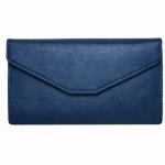 กระเป๋าใส่มือถือ iPad Tablet สีกรมท่า หนังPU