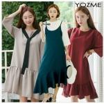 Pre-order เสื้อผ้าเกาหลีจากร้าน 요즘에 เดือนสิงหาคม 2559