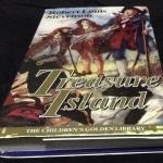 Treasure Island hardcover ราคา 310