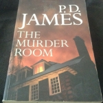 The Murder Room by P.D. James ราคา 250