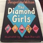 The Diamond Girls Jacqueline Wilson ปกแข็ง ราคา 320