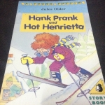 Hank Prank and Hot Henrietta by Jules Older ราคา 80