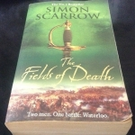 The Fields Of Death by Simon Scarrow ราคา 250