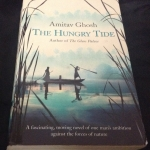 The Hungry Tide by Amitav Ghosh ราคา 150