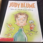 tales of fourth grade nothing judy blume ราคา 135