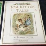 Tom kitten tales ปกแข็ง ราคา 290