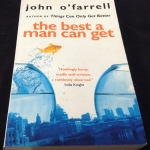 The best a man can get by John O'Farrell ราคา 250
