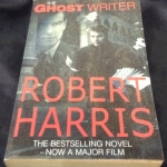 the ghost writer robert harris ราคา 150