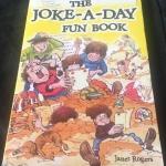The Joke-a-day Fun Book Janet Rogers ราคา 100