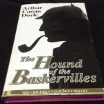 The Hound of the Baskervilles Arthur Conan Doyle Hardcover ราคา 350