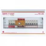 ตู้กันดู Safe-t-cut 6ช่อง 63A