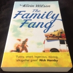 The Family Fang by Kevin Wilson ราคา 290