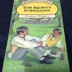 Tom brown's school days by Thomas Hughes ราคา 80