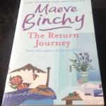 The Return Journey by Maeve Binchy ราคา 180