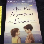 And the Mountains Echoed by Khaled Hosseini ราคา 270