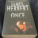 Once... by James Herbert ราคา 150