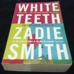 white teeth zadie smith ราคา 250