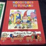 Noddy goes to toy land ปกแข็ง ราคา 100
