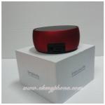 ลำโพง Bluetooth สีแดง