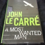 A most wanted man by John le Carré ปกแข็ง ราคา 360