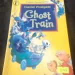 Ghost Train Daniel Postgate ราคา 100