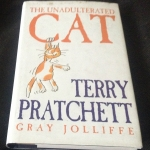 The Unadulterated Cat by Terry Pratchett ราคา 200