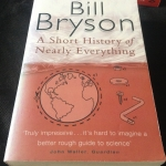 a short history of nearly everything by bill bryson ราคา 350