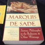 Justine, Philosophy in the Bedroom, and Other Writings by Marquis de Sade ราคา 250