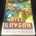 A walk in the woods bill bryson ราคา 270
