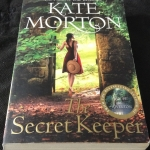 The Secret Keeper by Kate Morton ราคา 270