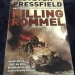 Killing Rommel by Steven Pressfield ราคา 150