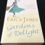 Gardens of Delight Erica James ราคา 150