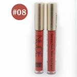 Sivanna Colors Luxury Nude Matte Lip liquid No.08