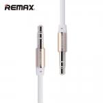 สายแจ็คต่อลำโพง 3.5MM REMAX แท้ (สีขาว) 1เมตร