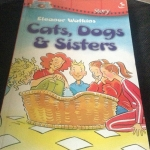 cats,dogs & sisters ราคา 100