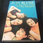 Are You There God? It's Me, Margaret by Judy Blume ราคา 90