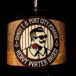 Dandy T & Port City Extra Heavy Hold Water-based Unorthodox Pomade