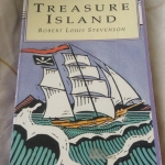 Treasure Island robert louis stevenson ราคา 180